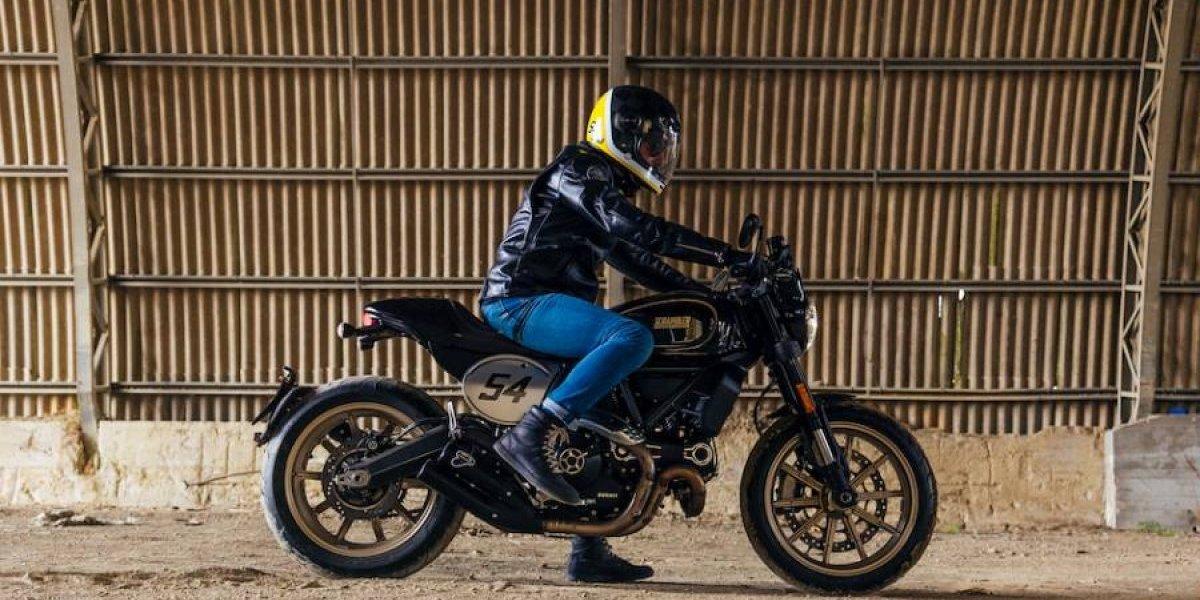 Ducati presenta su nueva moto Café Racer