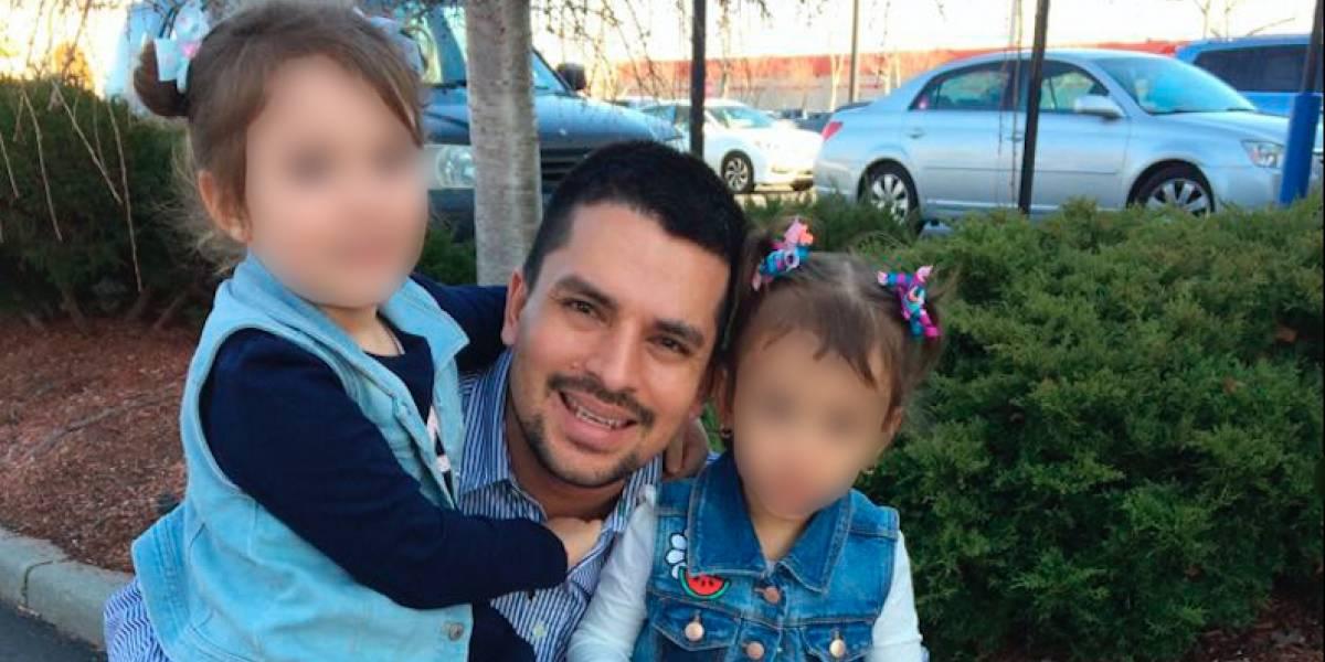 """""""No me dejen separar de mi familia"""": El ecuatoriano que fue arrestado en EE.UU. por no tener papeles"""