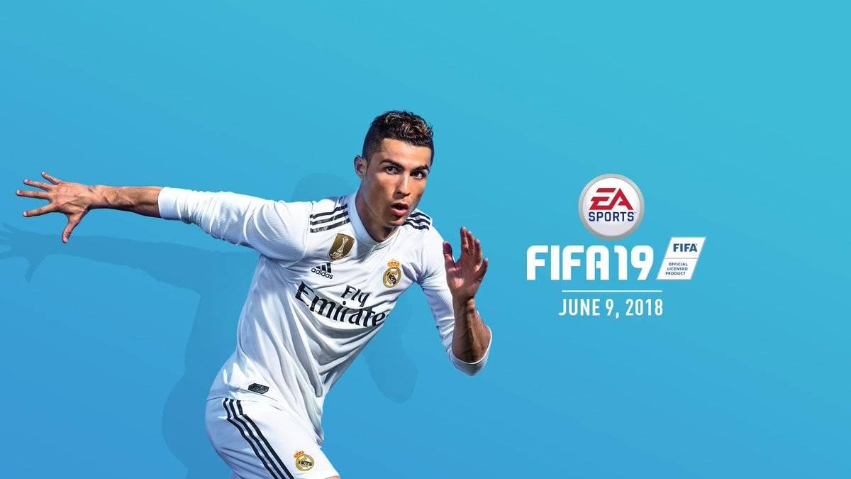 FIFA 19 CR7