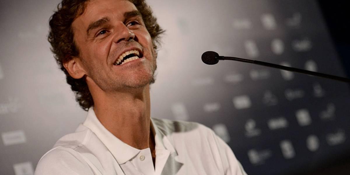 Guga é nomeado primeiro embaixador de Roland Garros