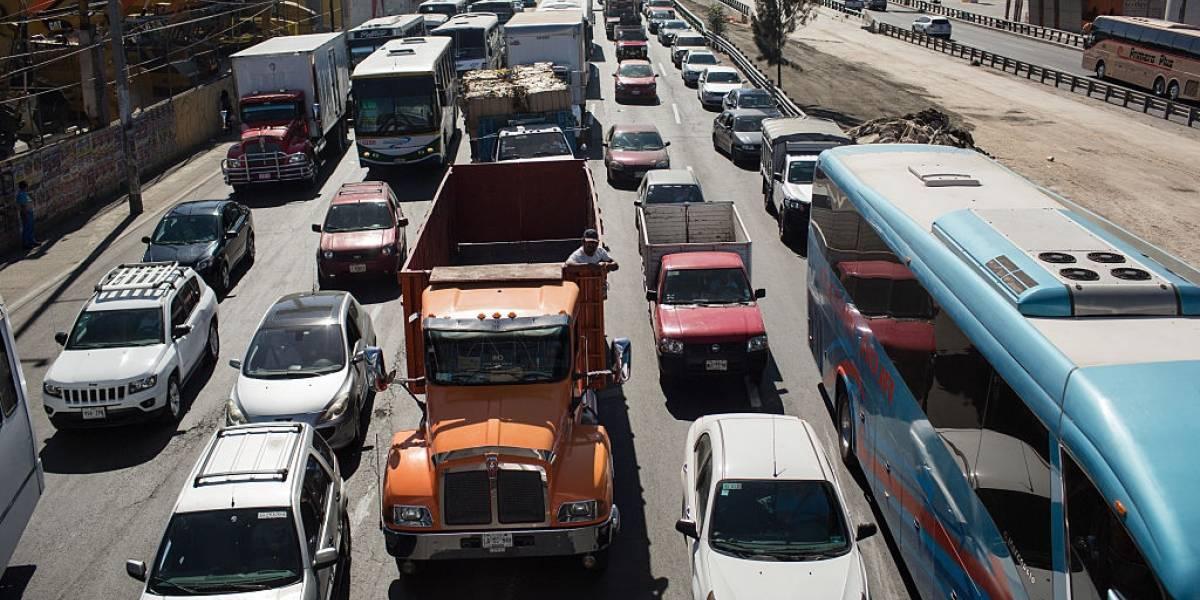 Ciudad de México: Así queda el Hoy No Circula debido a la contingencia ambiental