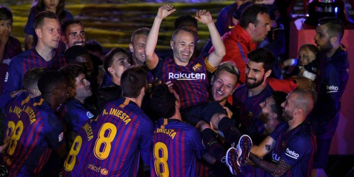 Andrés Iniesta: adiós al Caballero de La Mancha