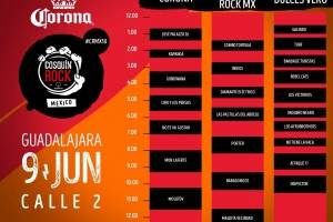 Festival Cosquín Rock.