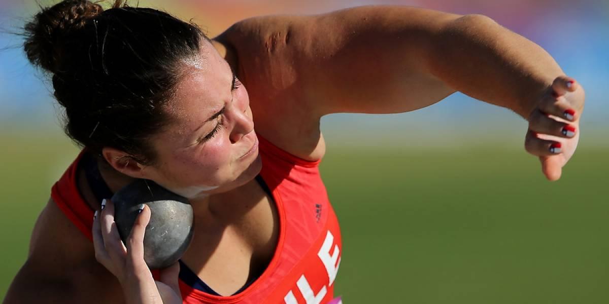 Team Chile conquista dos oros en los Suramericanos gracias a Natalia Duco y el canotaje