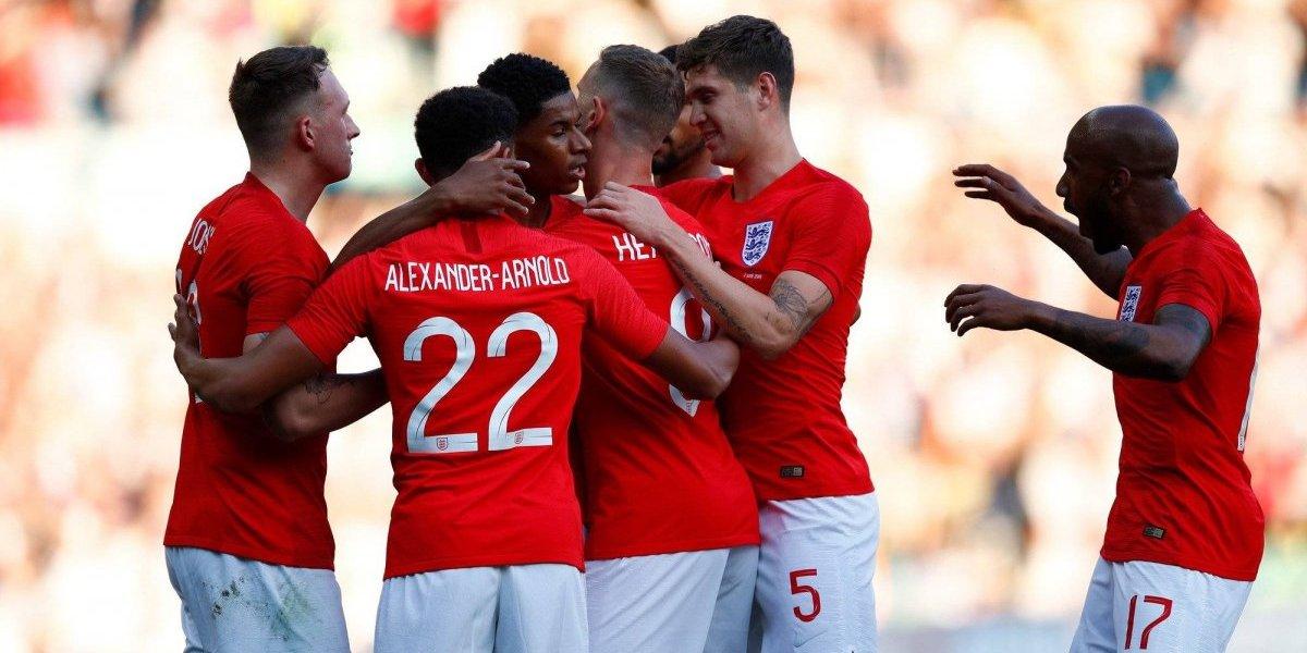 VIDEO. Inglaterra triunfa sobre Costa Rica previo al Mundial