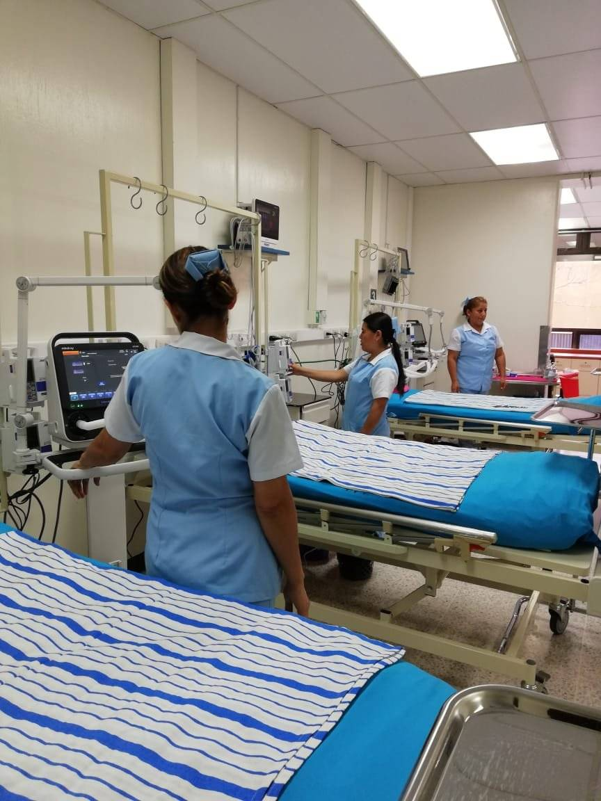 Foto: Hospital San Juan de Dios