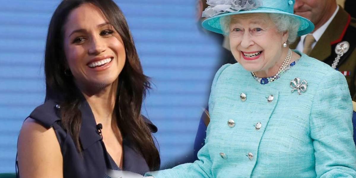 Reina Isabel II hace especial invitación a Meghan Markle que ni Harry, Enrique o Kate Middleton habían recibido