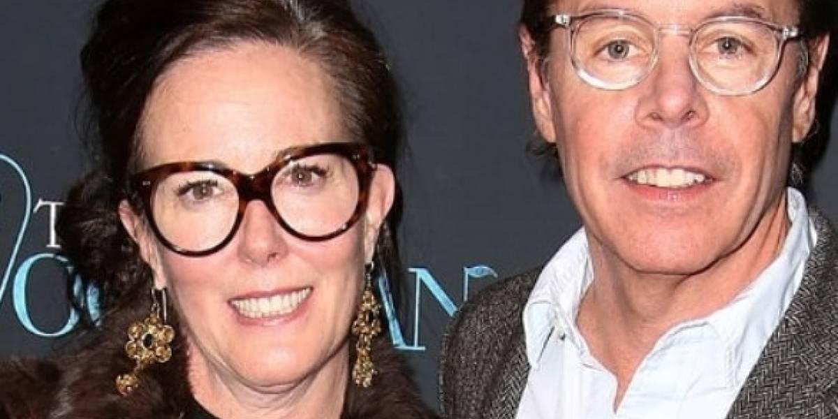 Viúvo de Kate Spade revela o que levou estilista a tomar essa decisão por meio de comunicado oficial