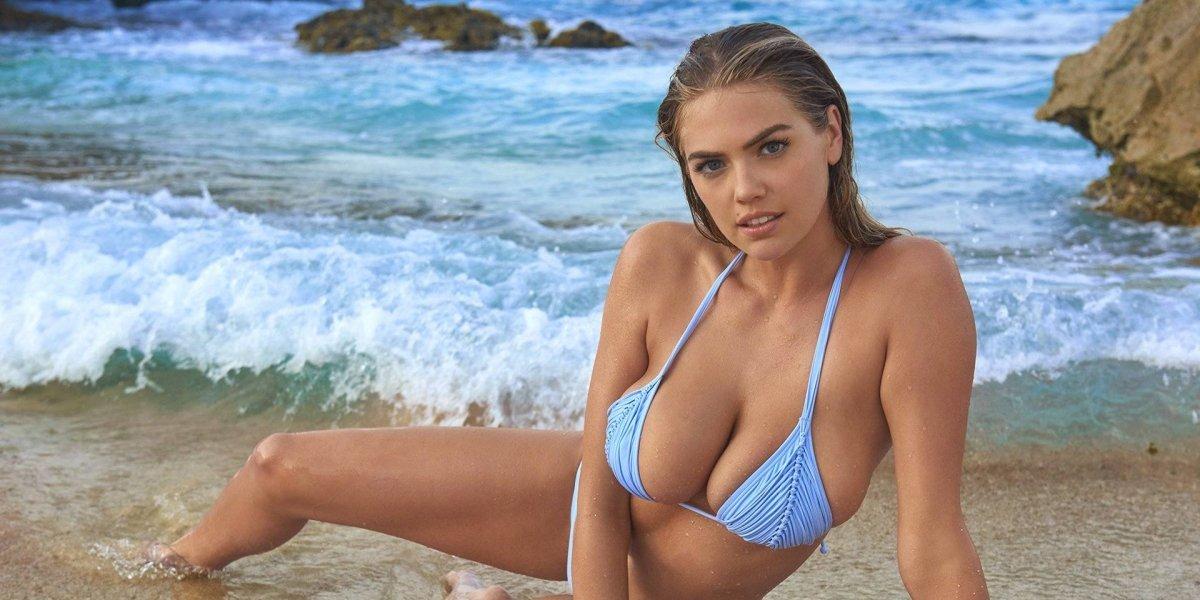 Kate Upton es nombrada la mujer más sexy del 2018