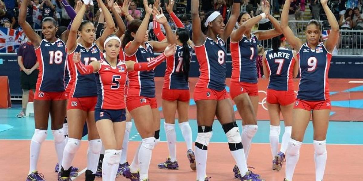 Reinas del Caribe chocarán contra Cuba en Arena del Cibao