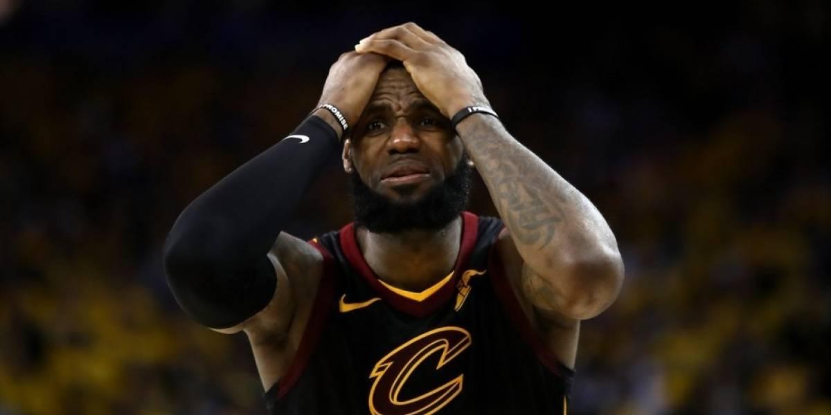 Cavaliers a luchar contra la historia en Final de NBA