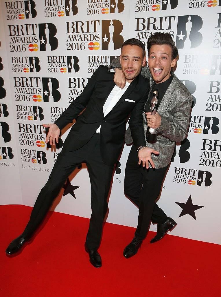 Liam Payne e Louis Tomlinson