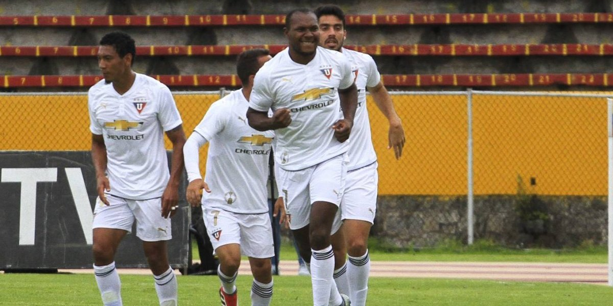 Liga de Quito hace dos cambios clave en su nómina para enfrentar a Emelec