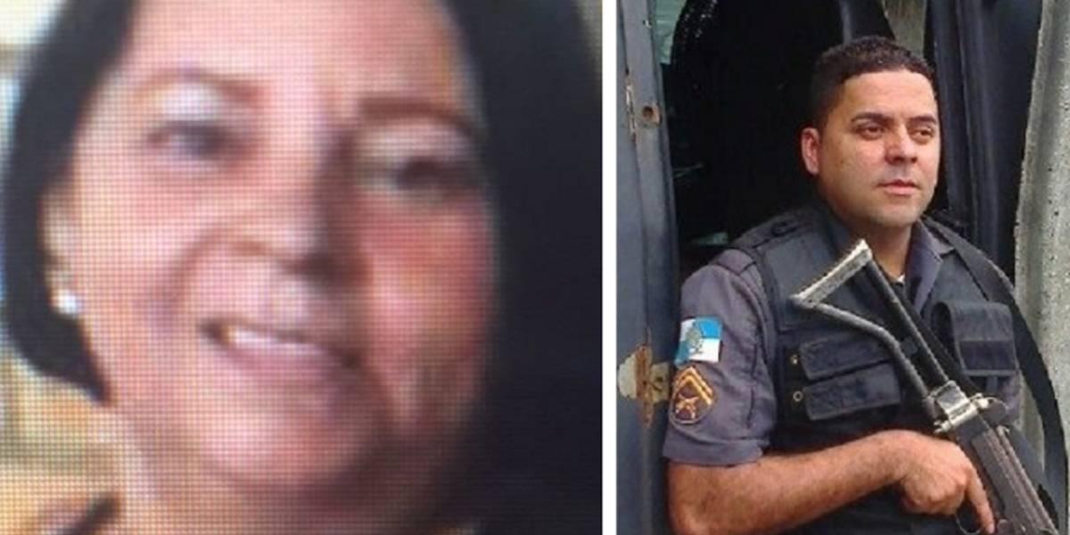 Mãe e filho policial vão ser enterrados juntos nesta sexta-feira