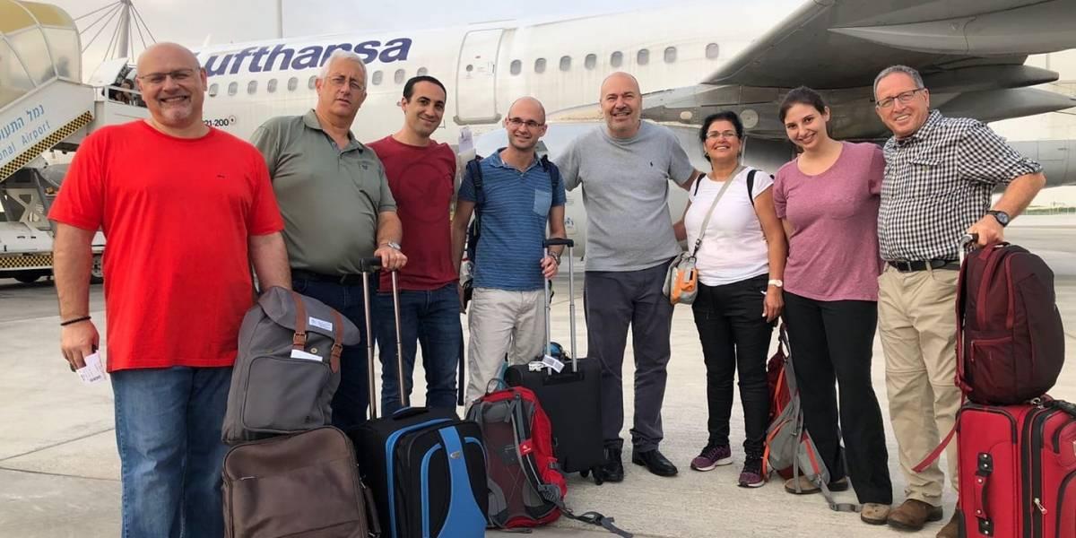 Embajadas realizan sus donativos para los damnificados por el Volcán de Fuego