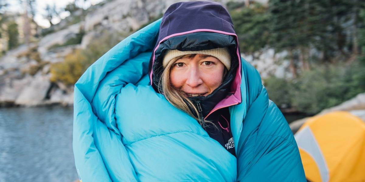 The North Face ahora te abrigará en invierno con parkas hechas con productos defectuosos y usados