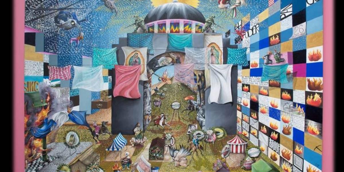 'Lo Político en el arte', una exposición en tiempo electoral