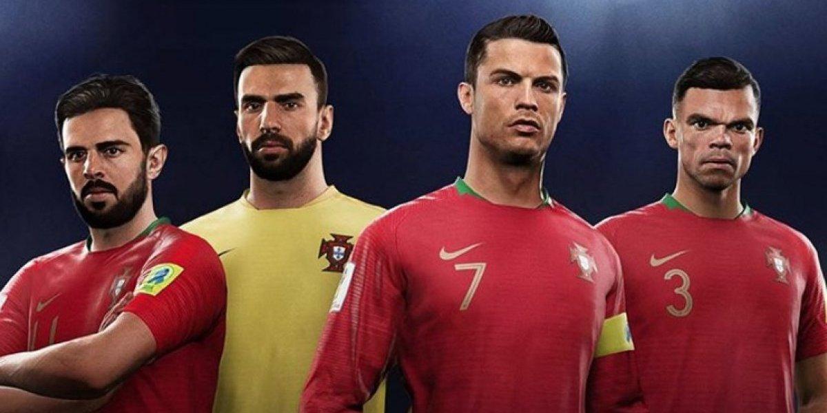 Se revela la portada del FIFA 19... ¿con un futbolista que podría cambiarde club próximamente?