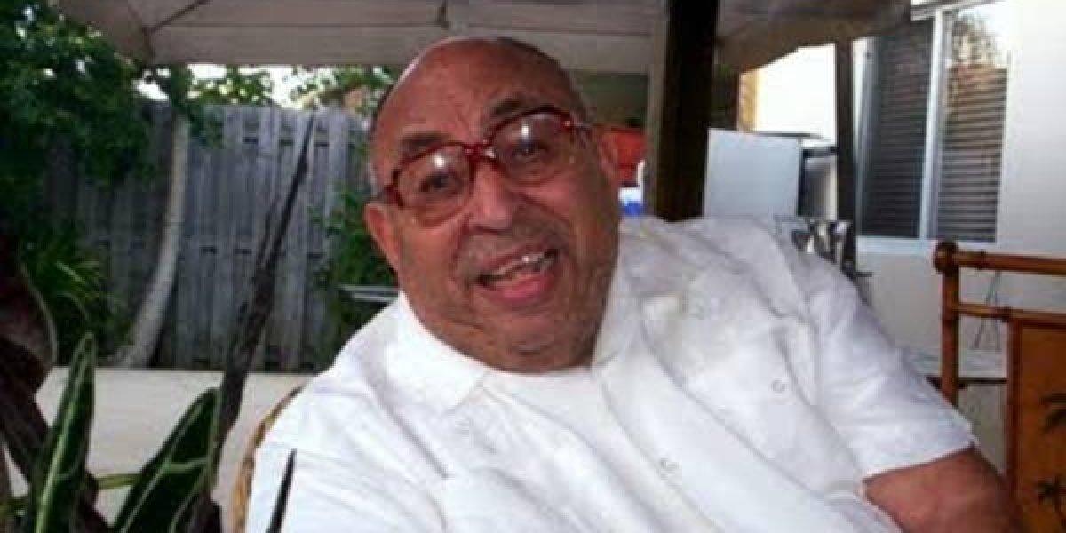 """Fallece director de orquesta Primitivo Santos en Miami"""""""