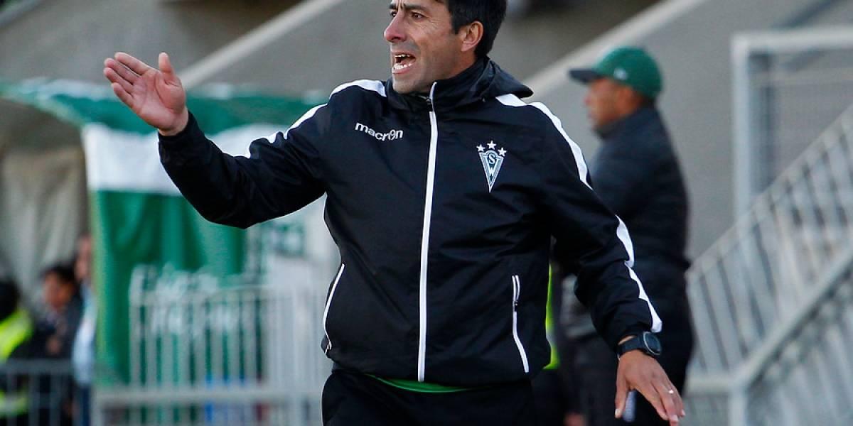 """La furia de Moisés Villarroel ante la penosa campaña de Wanderers: """"Estoy demasiado emputecido"""""""