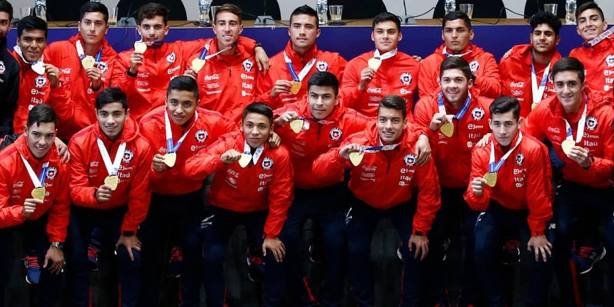 """Las figuras de la Roja Sub 20 de oro ya piensan en el Mundial: """"Es nuestro gran objetivo"""""""