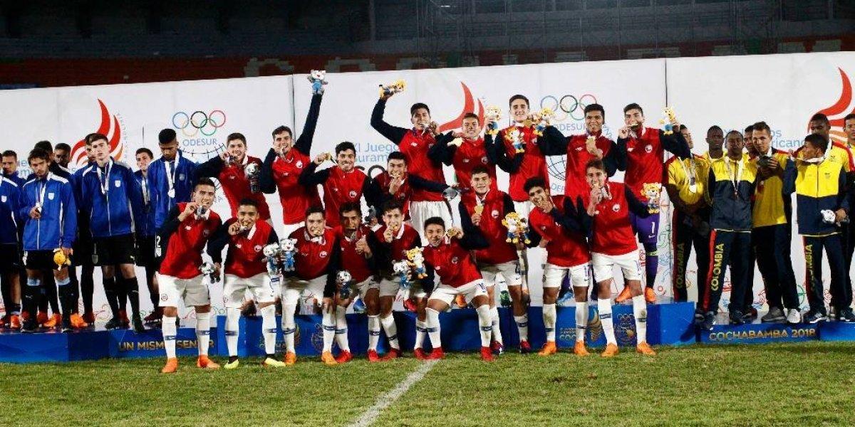 La Roja Sub 20 no se calma con el oro y ya piensa en giras por Sudamérica y Chile