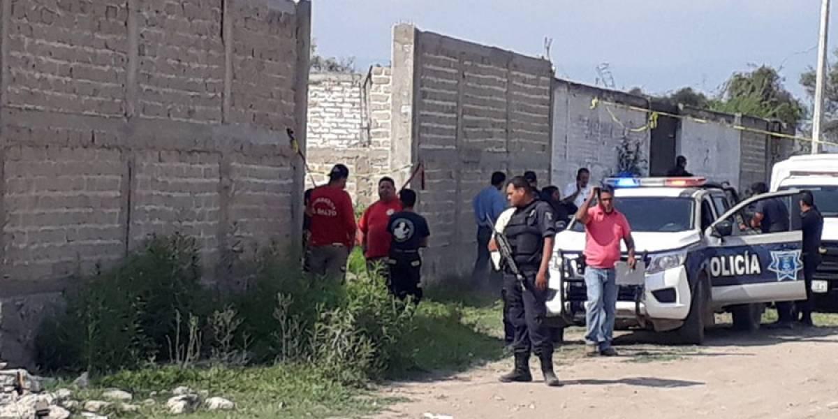 Localizan ocho cadáveres en fosa clandestina de El Salto