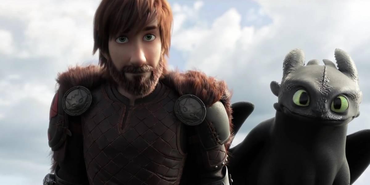 Como Treinar o Seu Dragão 3: assista ao primeiro trailer do novo filme da saga