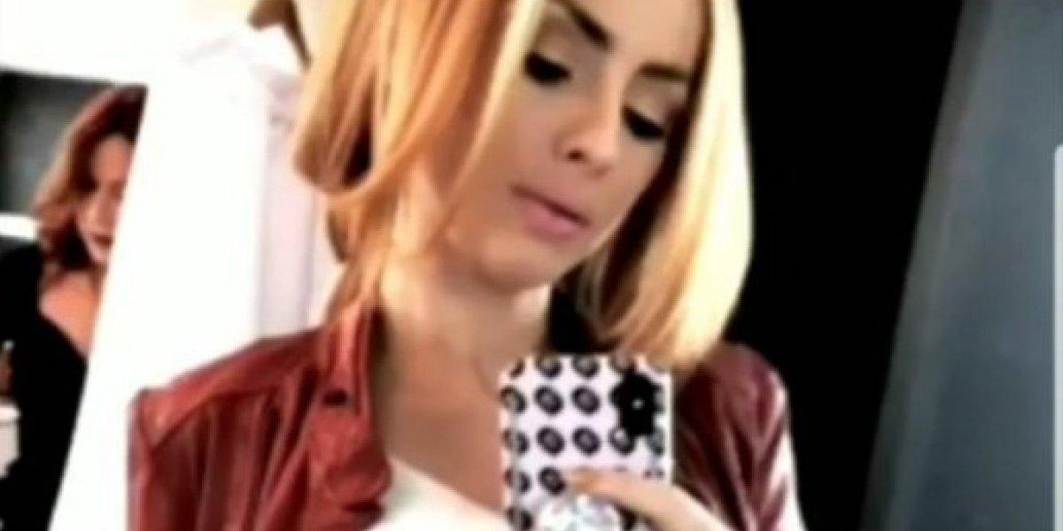 """Natalia Rivera muestra a compañera en ropa interior """"por error"""""""