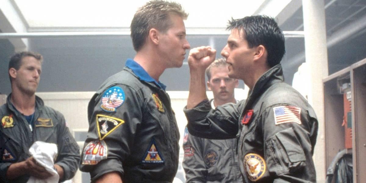 Top Gun: Val Kilmer vai participar da sequência junto com Tom Cruise