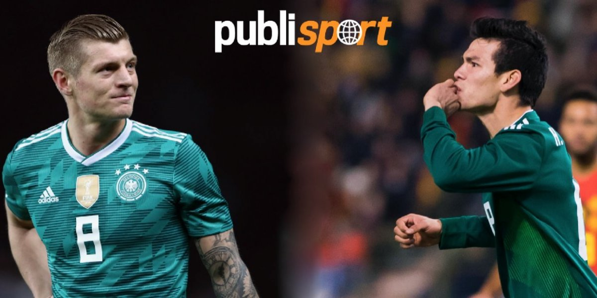 Alemania vs. México, ¿dónde y a qué hora ver el partido del Mundial?