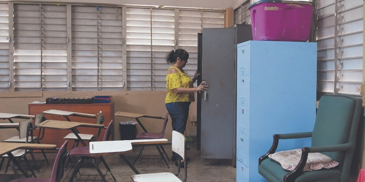 En este portal maestros podrán solicitar ubicación de escuela