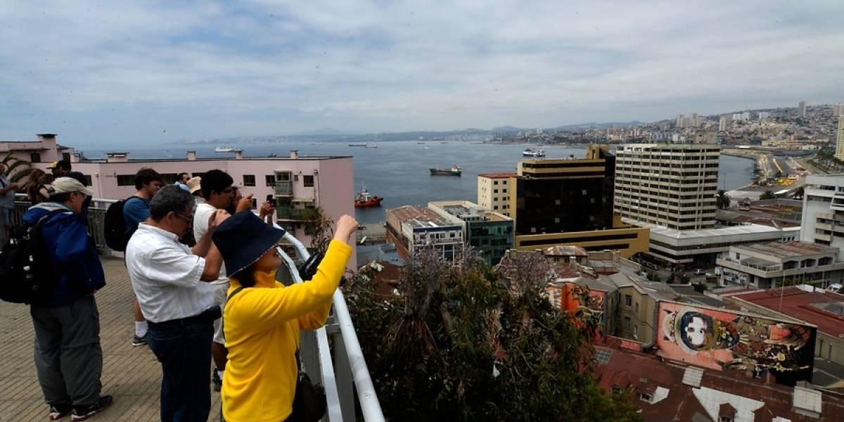 Estadía de turistas extranjeros en Chile crece más de 9% en julio