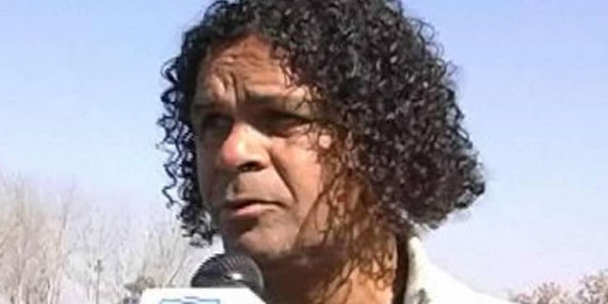 El histórico Severino Vasconcelos está internado a causa de una extraña bacteria