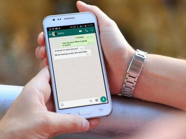 WhatsApp Chats Persona