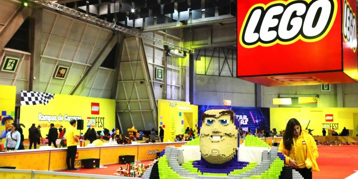 Robot construido con ladrillos será una de las grandes atracciones del nuevo festival de Lego