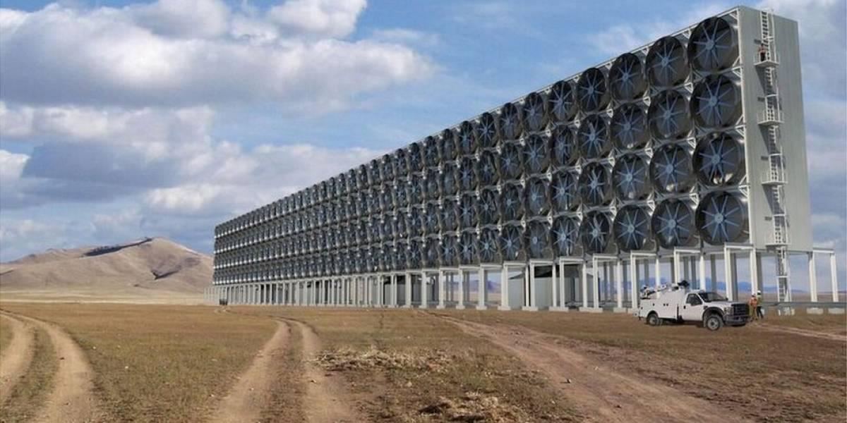 """Cientistas dizem ter inventado tecnologia """"barata"""" que promete tirar CO2 da atmosfera"""