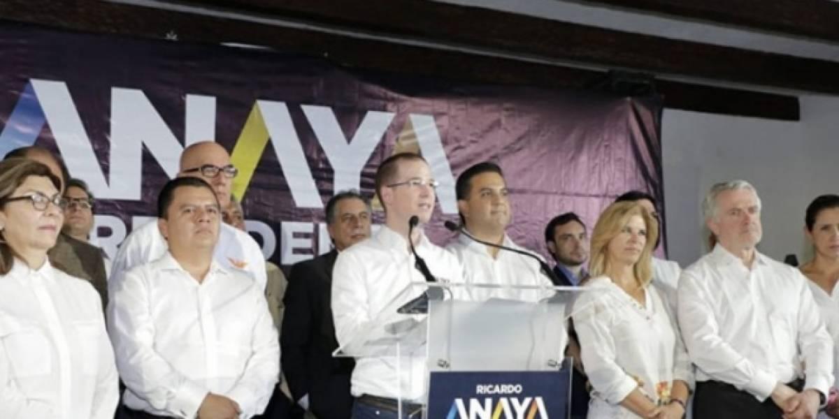 Niega Ricardo Anaya nexos con Juan Barreiro
