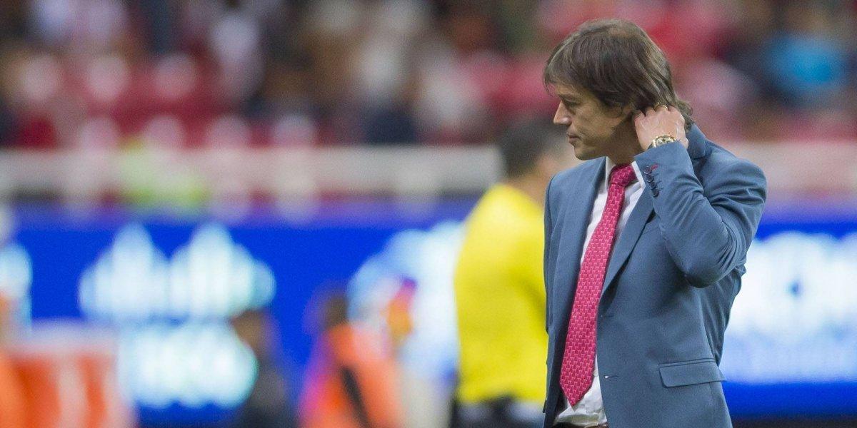 VIDEO: Matías Almeyda dejará de ser entrenador de Chivas