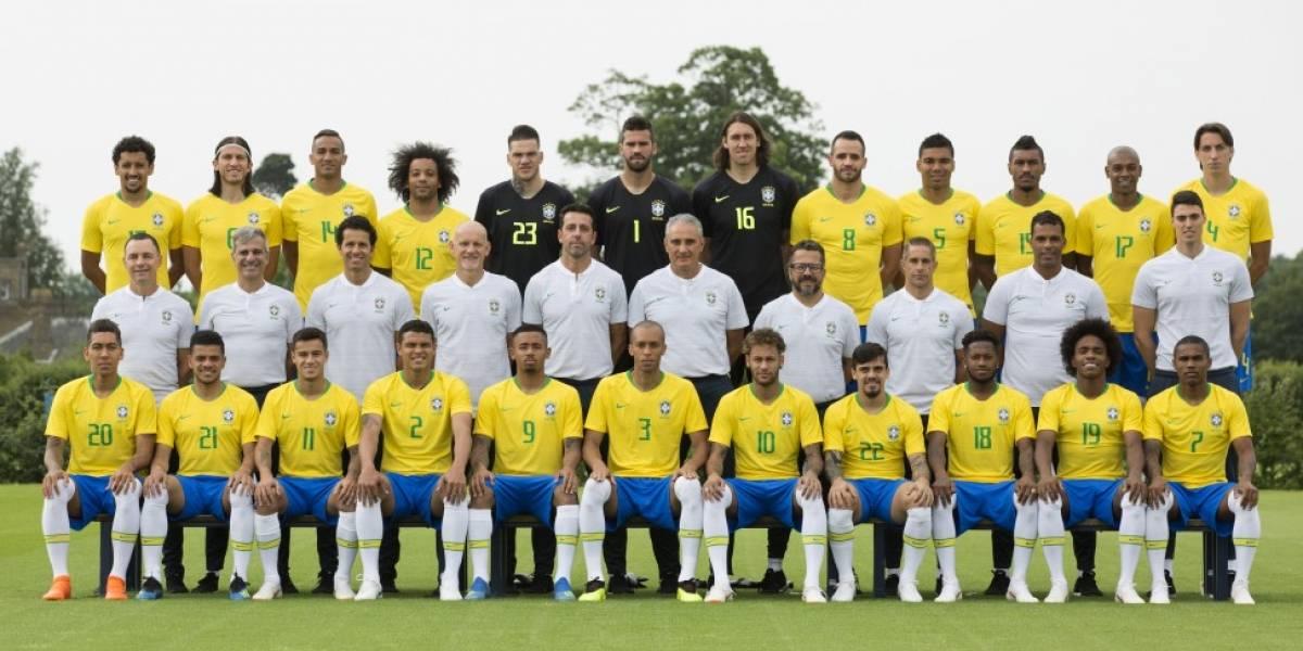 Copa do Mundo: Dos jogadores escalados, apenas três estão em times brasileiros