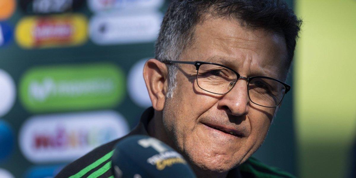 Osorio revela que tenía conocimiento de la fiesta del Tri