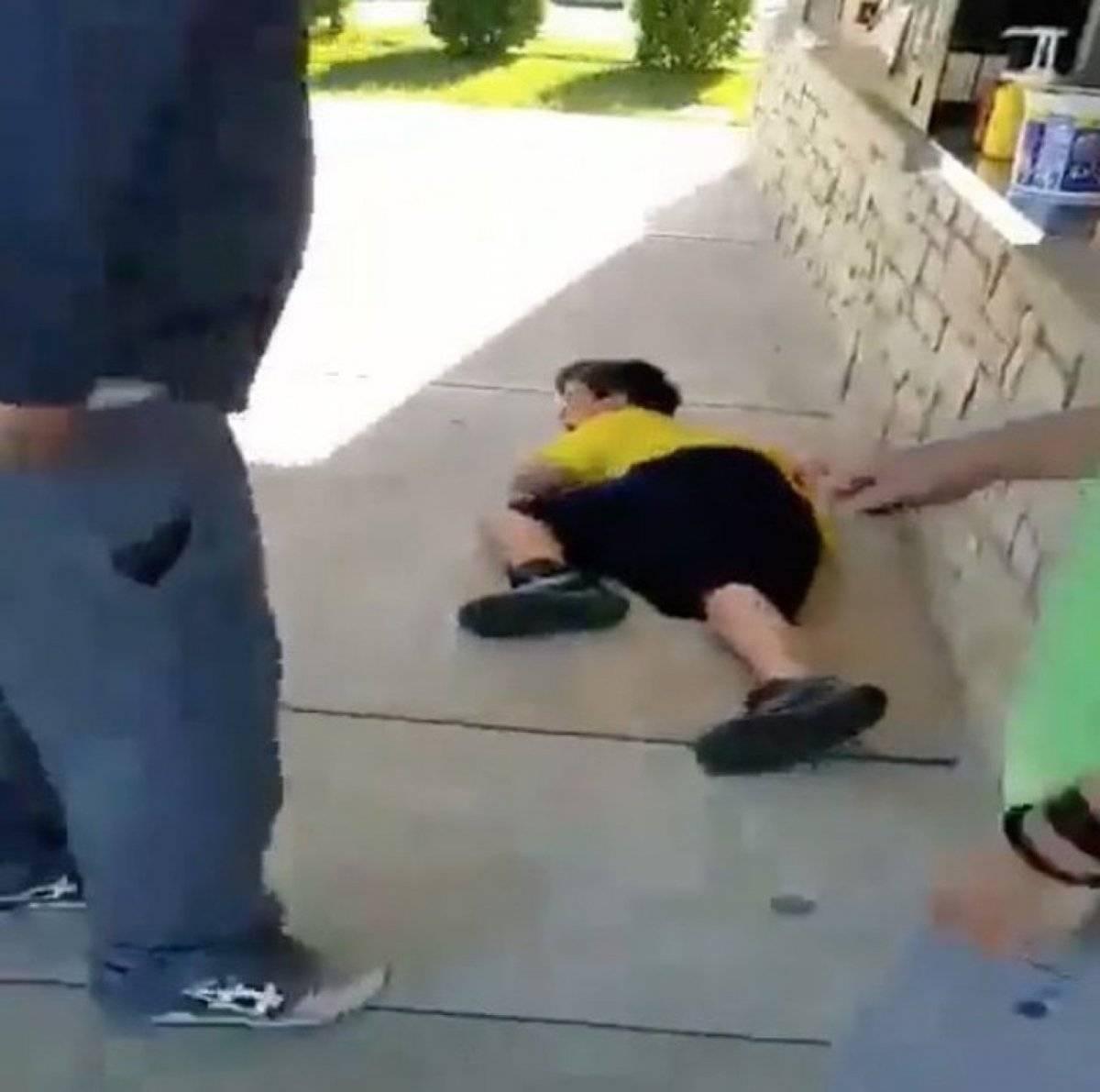 niño ataque ira