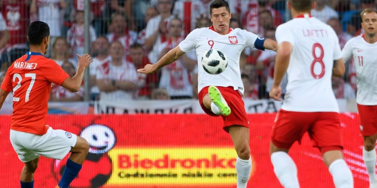 Polonia mostró su punto débil y Colombia tiene cómo aprovecharlo