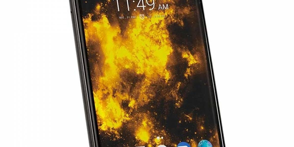 La marca colombiana Kalley ha lanzado su primer smartphone de gama alta bajo el nombre de Gold Pro