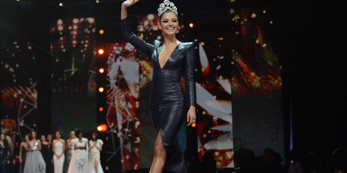 La Miss Universo, Demi-Leigh Nel-Peters, está en Ecuador