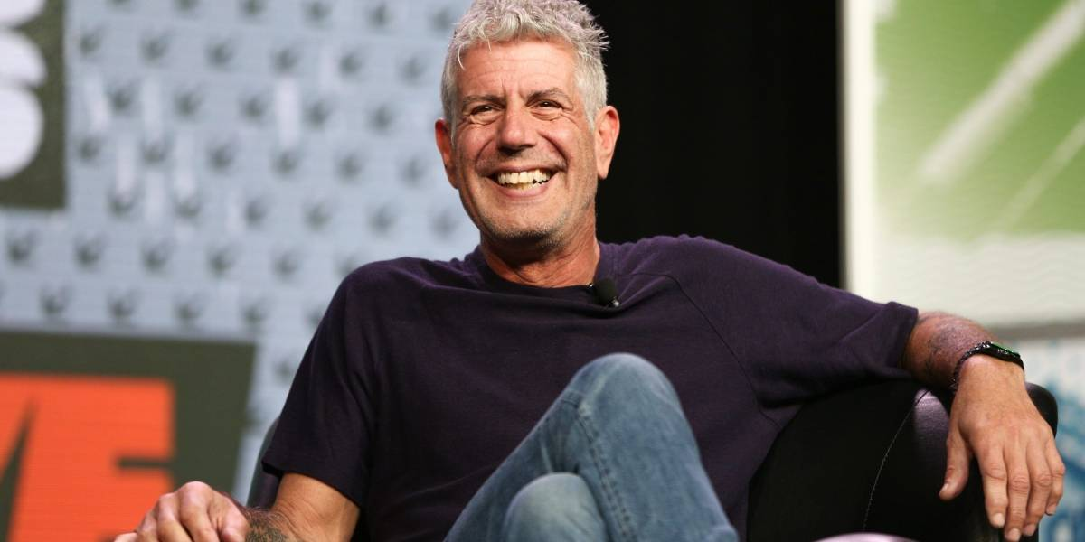 Se suicidó el famoso chef Anthony Bourdain