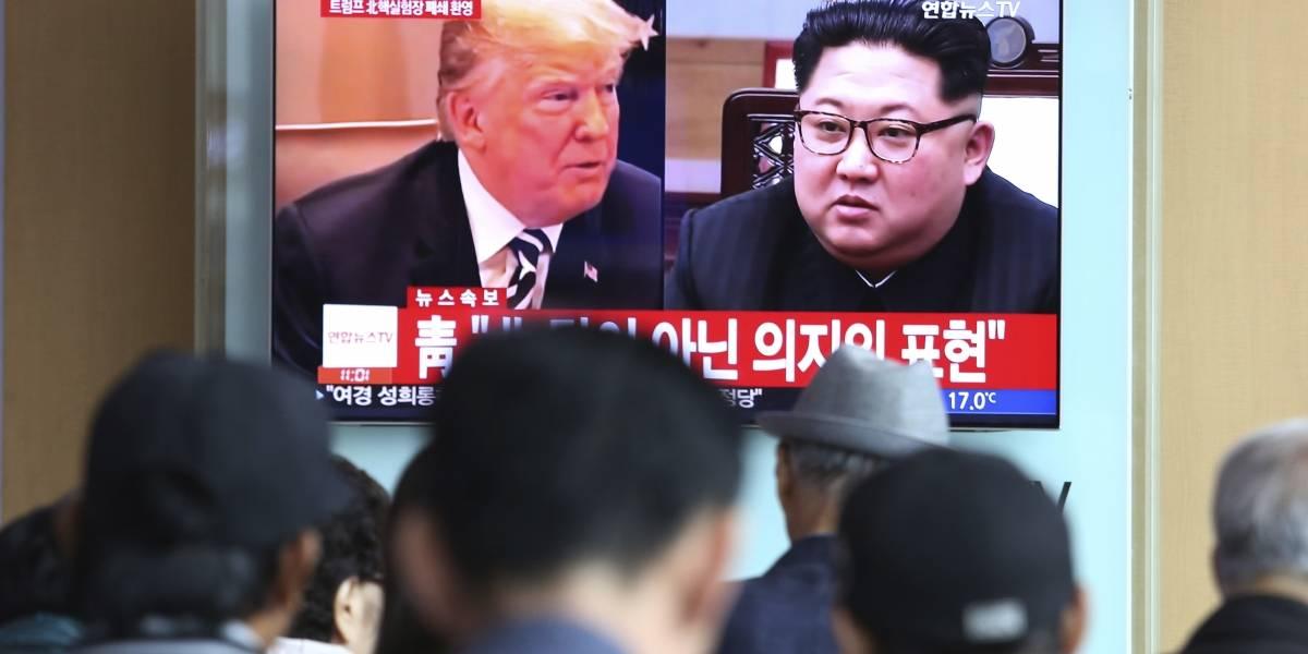 Trump y Kim Jong-un llegan a Singapur para dialogar el martes