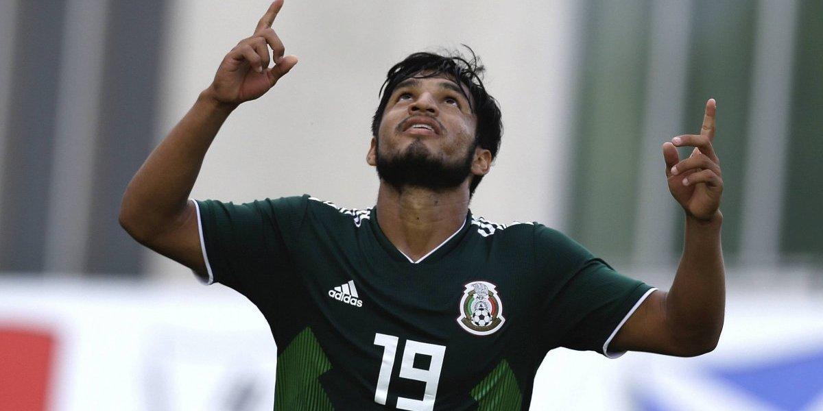 Eduardo Aguirre, a repetir racha goleadora en Barranquilla 2018
