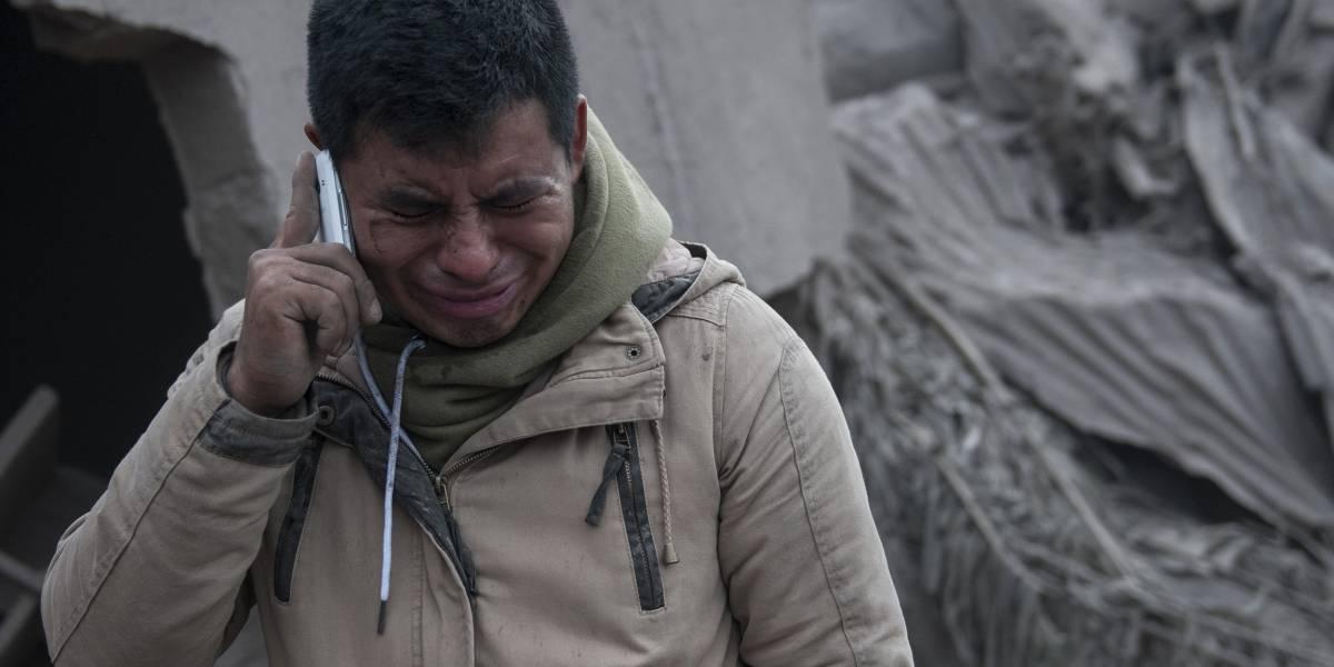 México recibirá a heridos por la erupción del Volcán de Fuego en Guatemala