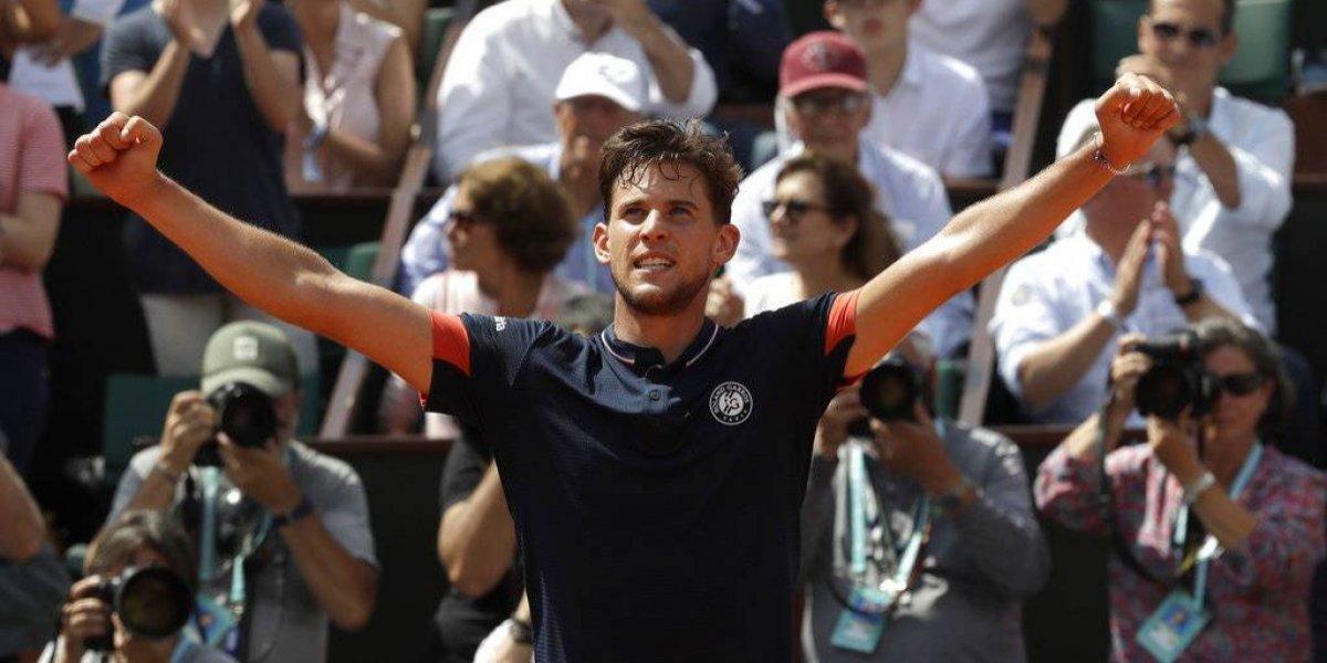 Rafael Nadal y Dominic Thiem se verán las caras final Abierto de Francia